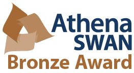 Athena Swan Bronze award